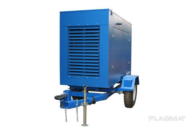 Дизельный генератор Prometey M 10 кВт. 3 фазный. Погодозащит