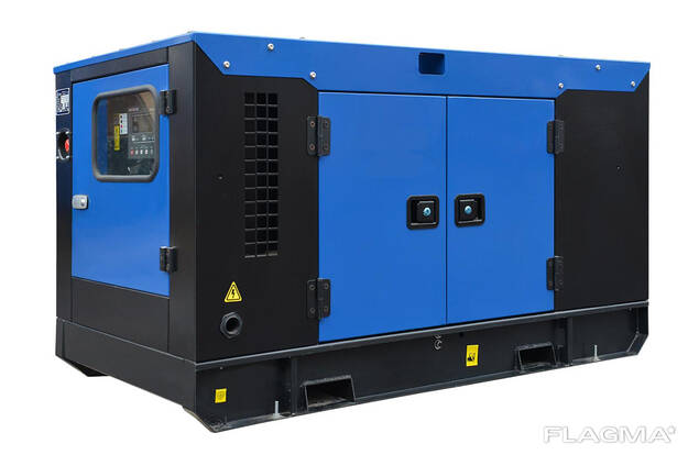 Дизельный генератор Prometey M 16 кВт. 1 фазный. Погодозащит