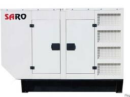 Дизельный генератор SARO SR110 (в кожухе 80квт)