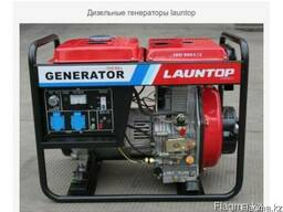 Дизельные генераторы launtop