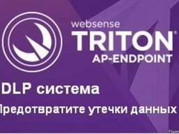 DLP система Websense