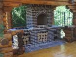 Дома, бани, беседки и другие строения из бревна. - фото 5