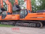 Doosan DX340LC Гусеничные экскаваторы - фото 1