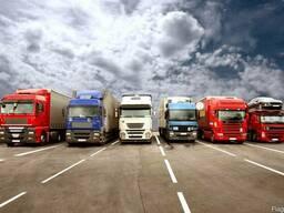 Доставка грузов с Алматы во все регионы Казахстана и СНГ