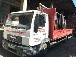 """Доставка и перевозка грузов на автомашине с """"Пирамидой""""."""
