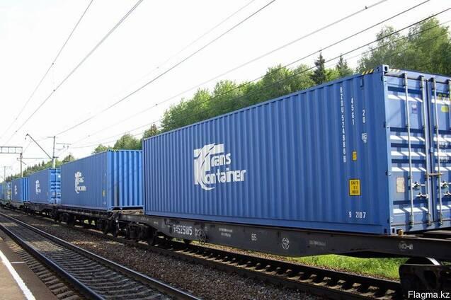 Доставка консолидированного груза из Китая в Казахстан