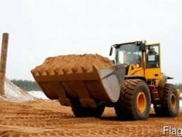 Доставка песка в Астане