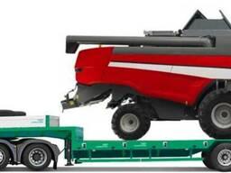 Доставка спецтехники и других негабаритных грузов