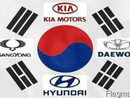 Доставка товаров, авто из Южной Кореи в Казахстан