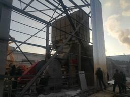 Дробильно-сортировочный комплекс (металлоконструкции)
