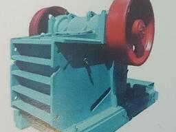 Дробильное оборудование. Дробилки вековые со сложным движени