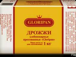 Дрожжи сырые прессованные Gloripan