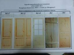 Дверь деревянные - фото 3