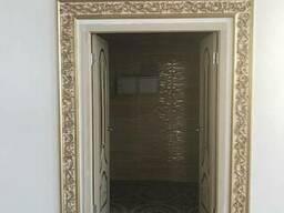 Дверные проемы из гипса