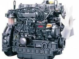 Двигатель на Komatsu
