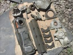 Двигатель по запчастям на ауди 100. С4, V 2.0, 1991г