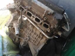 Двигатель Toyota Avensis 2002. 1ZZ-FE 1. 8 л, по запчастям