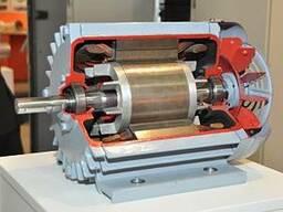 Двигатели трехфазные асинхронные с короткозамкнутым ротором