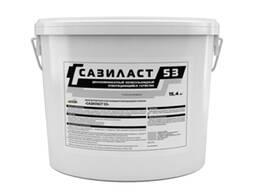Двухкомпанентный полисульфидный герметик Сазиласт 53