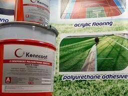 Двухкомпонентный полиуретановый клей Kenncoat 22кг 3 кг ,