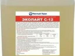 Эколайт С-12 Концентрированное кислотное беспенное