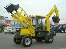 Экскаватор-погрузчик Rhinoceros XN120-II