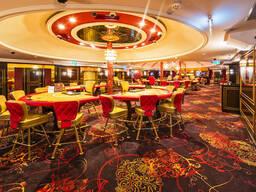 Эксклюзивное проектирование общественных зданий, казино