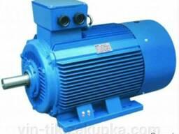 Электро двигатель для доильного аппарата