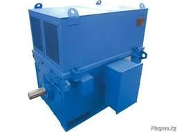 Электродвигатель А-400-10 200 кВт 600 об. мин 6000V