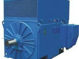 Электродвигатель ДАЗО4-400-4 400 кВт 1000 об. мин 6000V
