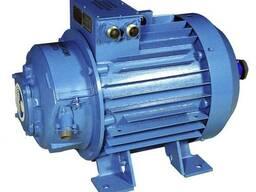 Электродвигатель MTF 412-8 крановый 22 кВт 750 об. мин