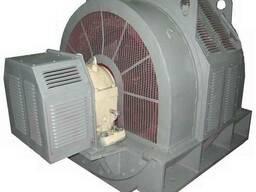 Электродвигатель СДН2 16-49-6У3 1250 кВт 1000 об. мин 6000В