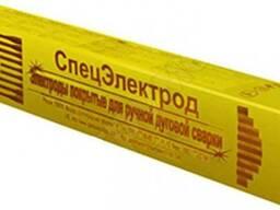 Электроды марки ЦЧ-4 для сварки и наплавки чугуна - фото 1
