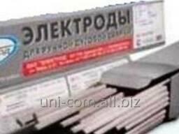 Электроды марки НЖ-13 для сварки нержавеющих сталей производ