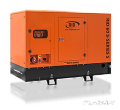 Электрогенератор rid 60 s-series