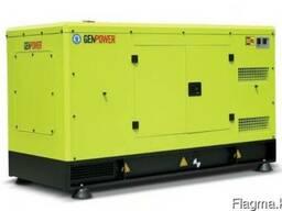Генератор дизельный в кожухе GenPOWER GNT77 (АВР) 60 кВт