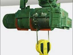 Электротельферы (ВЗГ)(ВЗИ), Взрывозащещенного исполнения