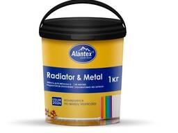 """Эмаль для радиаторов """"Alantex Radiator & metal"""", 2. 5 кг"""