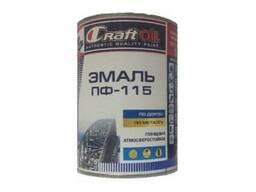 Эмаль ПФ-115 (для внутр и наруж работ) CraftOil