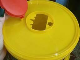 Емкость для утилизации острого инструментария