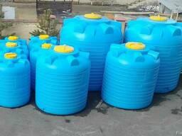 Емкость для воды, резервуар, бочка, бак, от 300л до 25000л