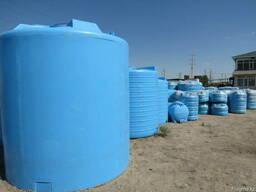 Емкости пластиковые для воды - фото 2