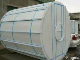 Емкости, резервуары от 1 до 1000 м3