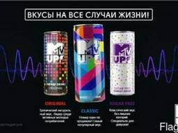 Энергетический напиток MTV UP