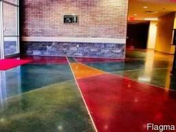 Полимерная эпоксидная краска для бетонного пола