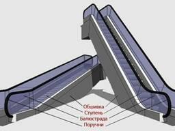 Эскалаторов и лифтов в торговом центре - фото 3