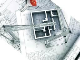 Эскизные проекты для перепланировки квартир и домов