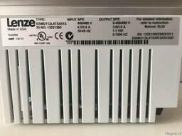 ESMD112L4TXA/1,1kW/3f преобразователи частоты LENZE - фото 4