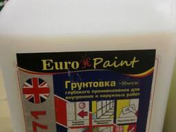 Euro Paint грунтовка Farbel