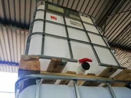Еврокуб, емкостью 1 куб, IBC Контейнеры - фото 2